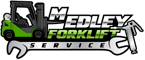 Medley Forklift Service Logo
