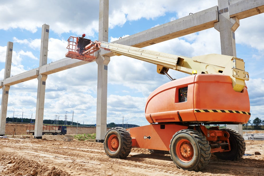 Telehandler, Boom Lift, and Scissor Lift Servicing & Maintenance